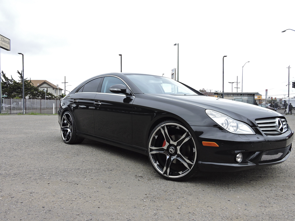Mercedes Benz Cls 500 Amg Wheel Service