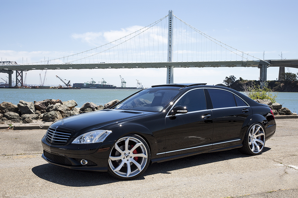 Mercedes benz s550 wheel service for Mercedes benz s550 rims