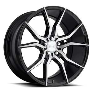 Ascari_20x10_BLK-with-Brushed-Face_A1_3001