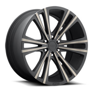 Foose Wedge black-3001